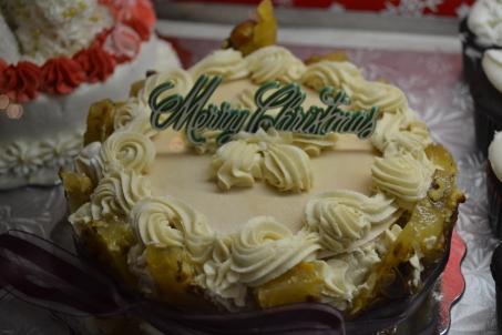 The Nutcracker cake